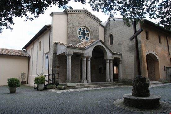 Santuario Fonte Colombo