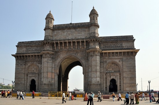 GATEWAY OF INDIA a MUMBAI