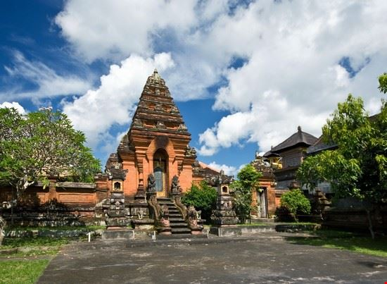 Tempio a Ubud