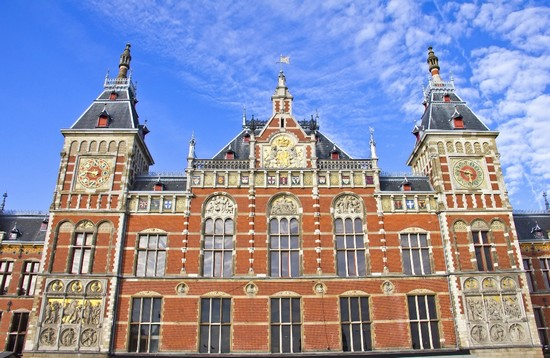 Amsterdam centraal amsterdam monuments and historic buildings