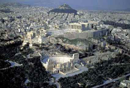 Photo athens atene erode attico photos de ath nes et images 425x290 auteur la r daction - Office du tourisme athenes ...