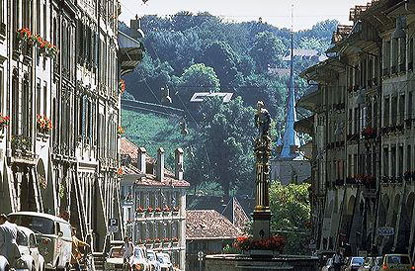 Photo Strada in Bern - Pictures and Images of Bern
