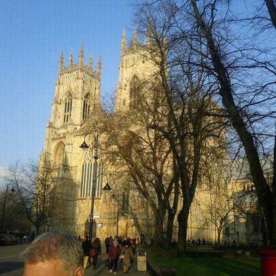 La Minster di York