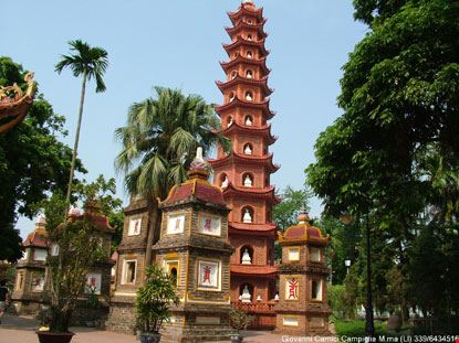 Pagoda di Tran Quoc