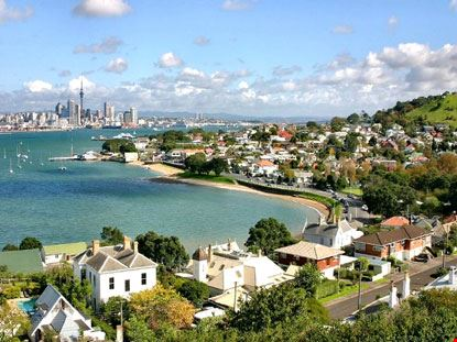 Baia di Auckland