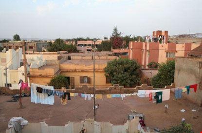 Veduta di Bamako