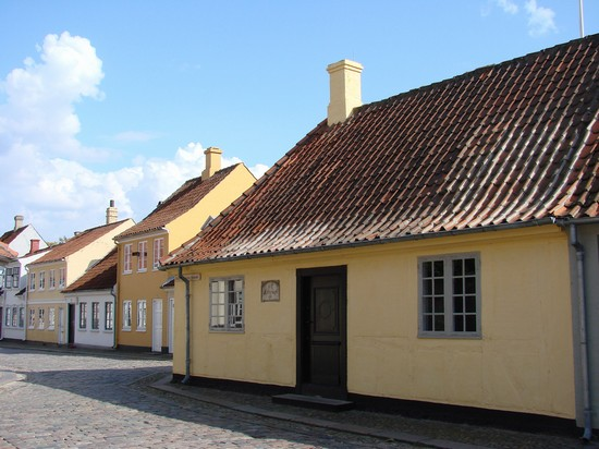 TRAVEL GUIDE a ODENSE