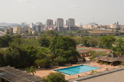 Photo abuja veduta da un hotel di lusso in Abuja - Pictures and Images of Abuja - 415x275  - Author: Editorial Staff, photo 1 of 2