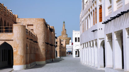 Photo doha doha old souk in Doha - Pictures and Images of Doha - 415x230  - Author: Editorial Staff, photo 6 of 30