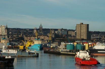 Porto di Aberdeen