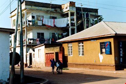 Strada africana