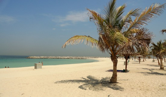Photo dubai spiagge in Dubai - Pictures and Images of Dubai - 550x323  - Author: Marianna, photo 1 of 192