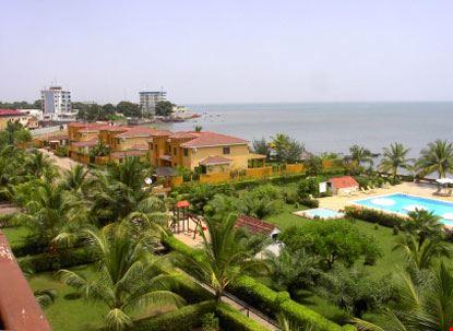Costa africana
