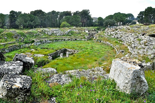 Parque arqueol gico neapolis en siracusa for Hotel 1823 siracusa