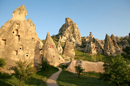 Photo cappadocia camini delle fate in Cappadocia - Pictures and Images of Cappadocia 