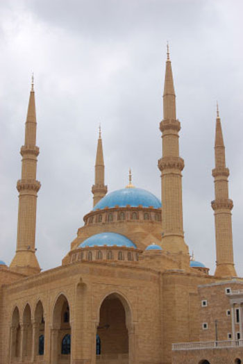 Photo beirut la moschea jami al-amin in Beirut - Pictures and Images of Beirut