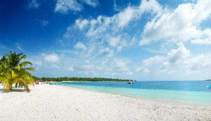 Foto spiaggia tropicale a cancun 415x239 autore for Disegni di casa sulla spiaggia tropicale
