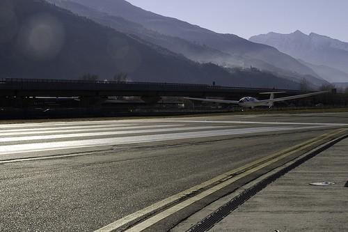 Aeroporto Aosta : Foto aosta aeroporto regionale corrado gex a