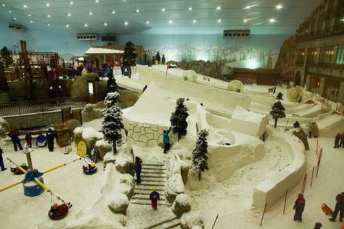 dubai ski dome resort