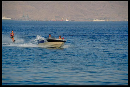 Photo eilat sport acquatici in Eilat - Pictures and Images of Eilat