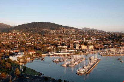 Il Porto di Hobart