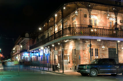 Photo Angolo caratteristico in New Orleans - Pictures and Images of New Orleans