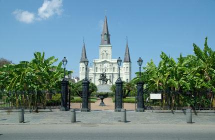 Foto La cattedrale St. Louis a New Orleans  - 430x279  - Autore: Redazione, foto 3 di 27
