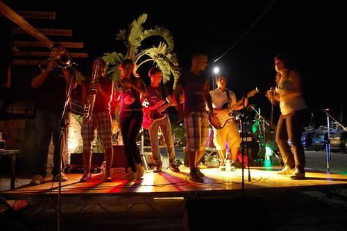 Kukua beach syracuse vie nocturne for Hotel 1823 siracusa