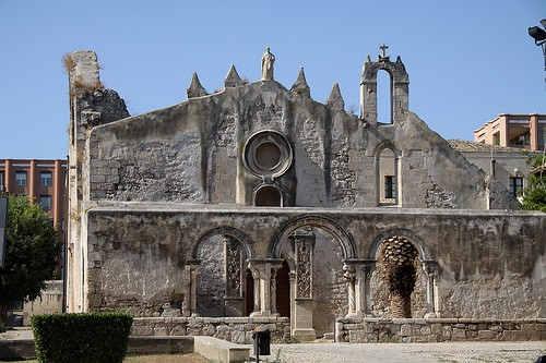 Basilique de saint jean et catacombes syracuse attractions for Hotel 1823 siracusa