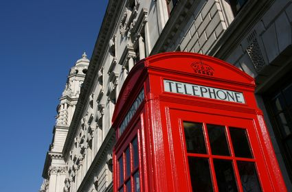 Foto londra tipica cabina telefonica - Imágenes y fotos de Londres - 425x280  - Autor: Redacción, Foto 1 de 867