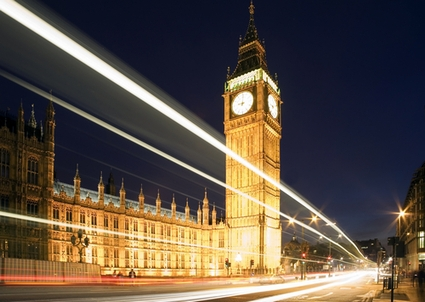 Photo Il Big Ben di nottte in London - Pictures and Images of London