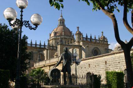 Palazzo di Jerez de la frontera