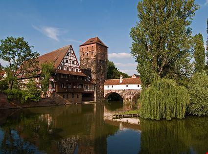 Paesaggio medioevale
