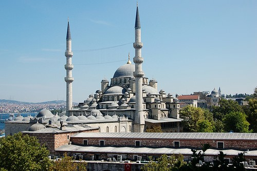 NEW MOSQUE a ISTANBUL