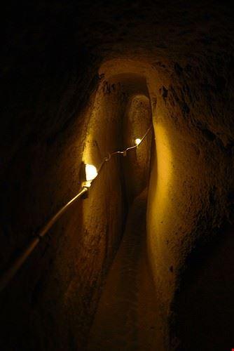 79007  napoli sotterranea catacombs
