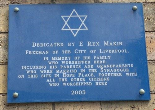 sinagoga di princes road