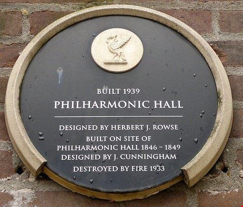 royal philharmonic hall