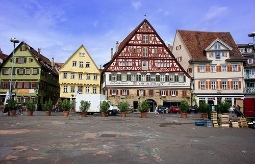 Esslingen Am Neckar Stuttgart Und Umgebung