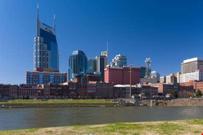 Grattacieli a Nashville