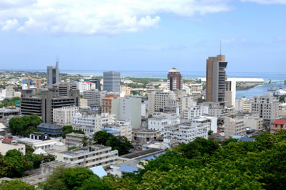 Photo Veduta di Poret Louis in Port louis - Pictures and Images of Port louis