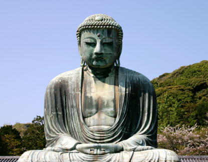 Photo tokyo statua del buddha a kamakoura in Tokyo - Pictures and Images of Tokyo - 415x324  - Author: Editorial Staff, photo 4 of 159