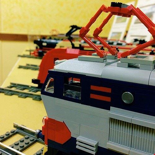 81373  museo rivarossi dei treni elettrici in miniatura