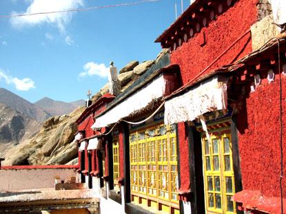 Foto abitazioni tipiche a lhasa 415x311 autore for Immagini abitazioni