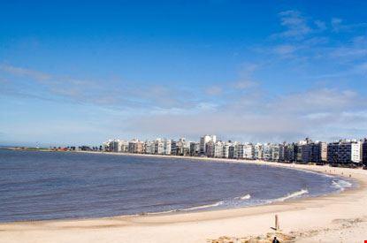 Veduta di Montevideo
