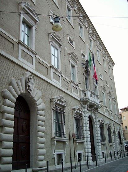 82145 senigallia palazzo mastai ferretti senigallia