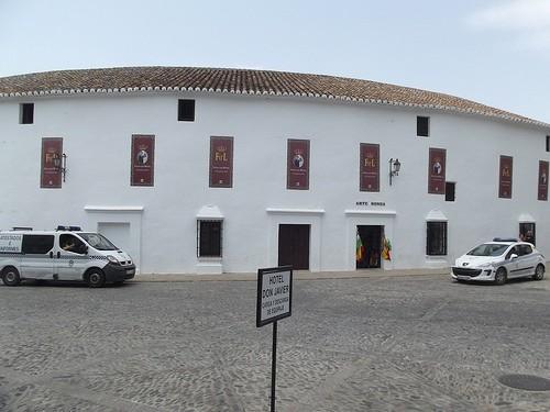 Photo plaza de toros la malagueta in m laga pictures and - Kenay home malaga ...