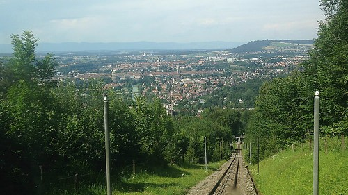 how to get to gurten from bern