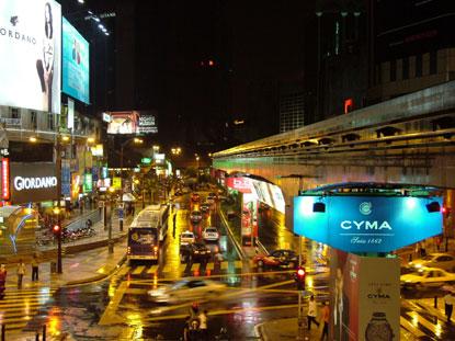 Photo kuala lumpur la citta di notte in Kuala Lumpur - Pictures and ...
