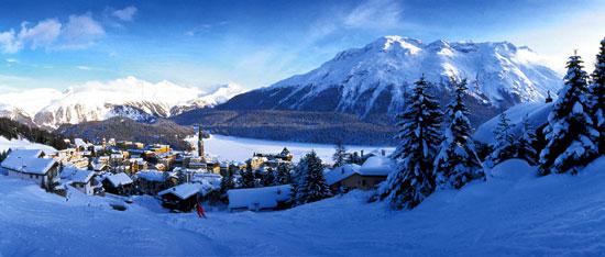 Foto St. Moritz in inverno a St. Moritz - 550x234  - Autore: Redazione, foto 10 di 261