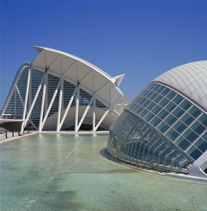 Photo valencia citta ciudad de las artes in Valencia - Pictures and Images of Valencia